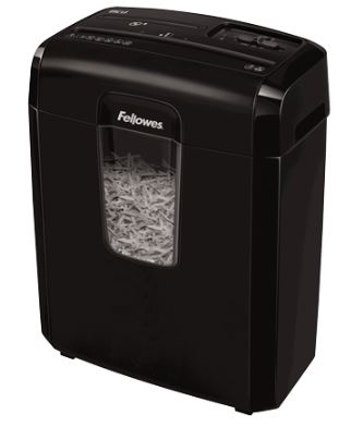 Destructora de papel Fellowes 8cd