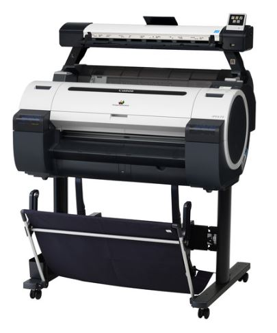 Plotter Canon imagePROGRAF iPF670 con Stand